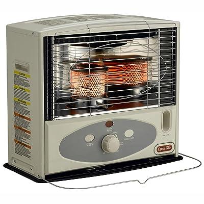 Dyna-Glo Indoor Kerosene Radiant Heater, 10000 BTU