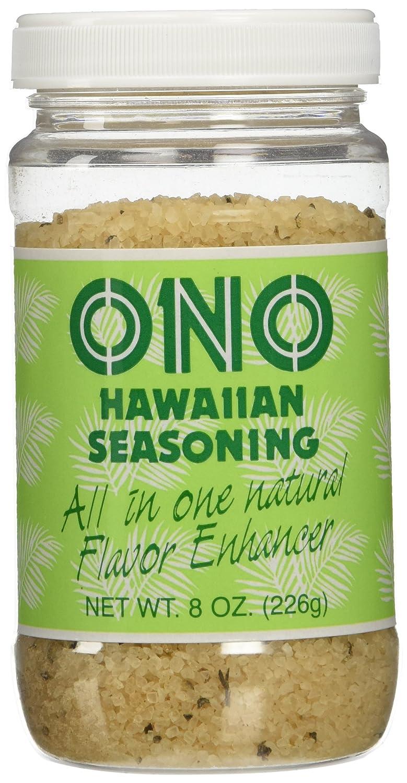 Ono Hawaiian Seasoning From Hawaii,8 Ounce