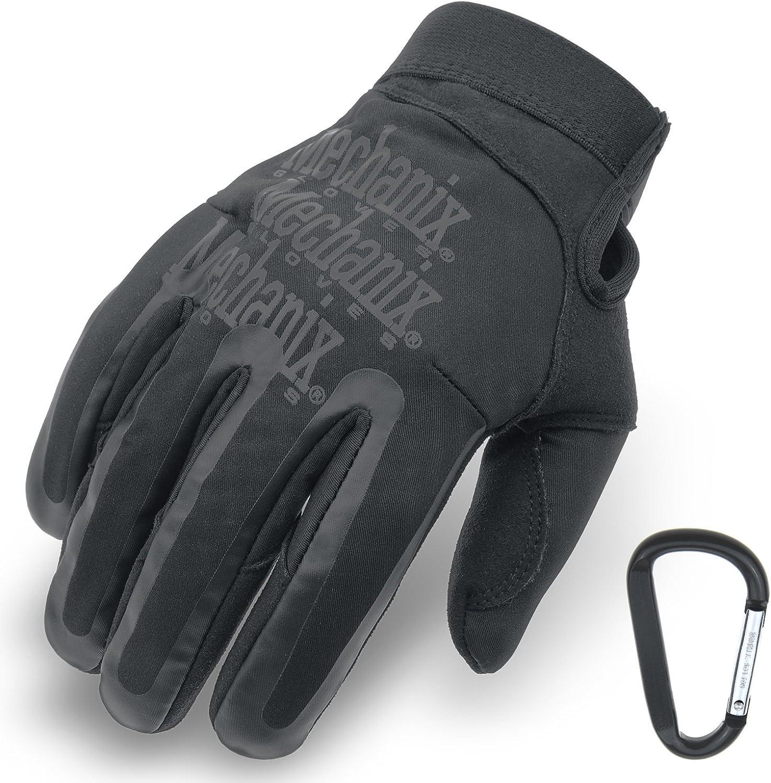 Mechanix Wear Element Einsatz Handschuh Winddicht Wasserabweisend Touchscreen Fähig Ts Tactical Gear Karabiner Original Glove Bekleidung