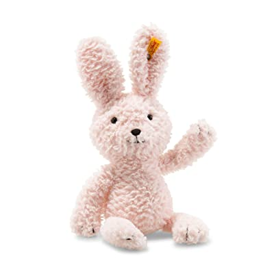 "Steiff Soft Cuddly Friends - Candy Rabbit, 12"", Pink: Toys & Games [5Bkhe0905823]"