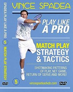 ATP Tennis Tour Pro Vince Spadeas, Play Tennis Like A Pro, Vol. 5