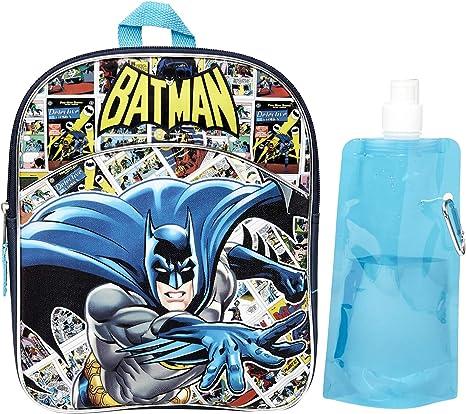 DC Batman Backpack Combo Set