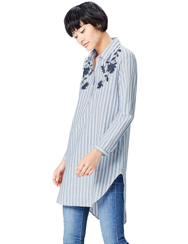 find. Camisa con Bordados para Mujer