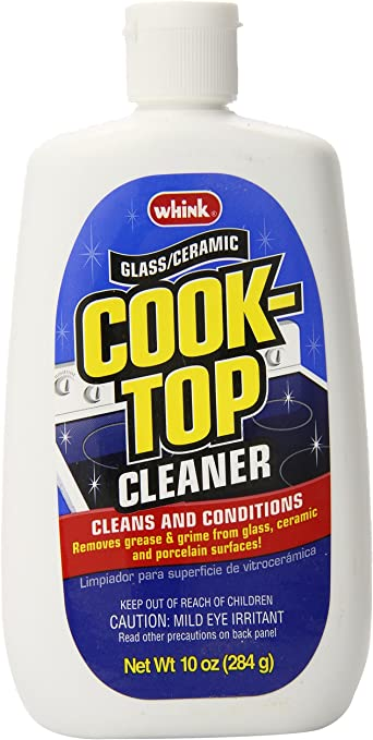 Amazon.com: whink vidrio/cerámica Cooktop Cleaner, 10-Ounce ...