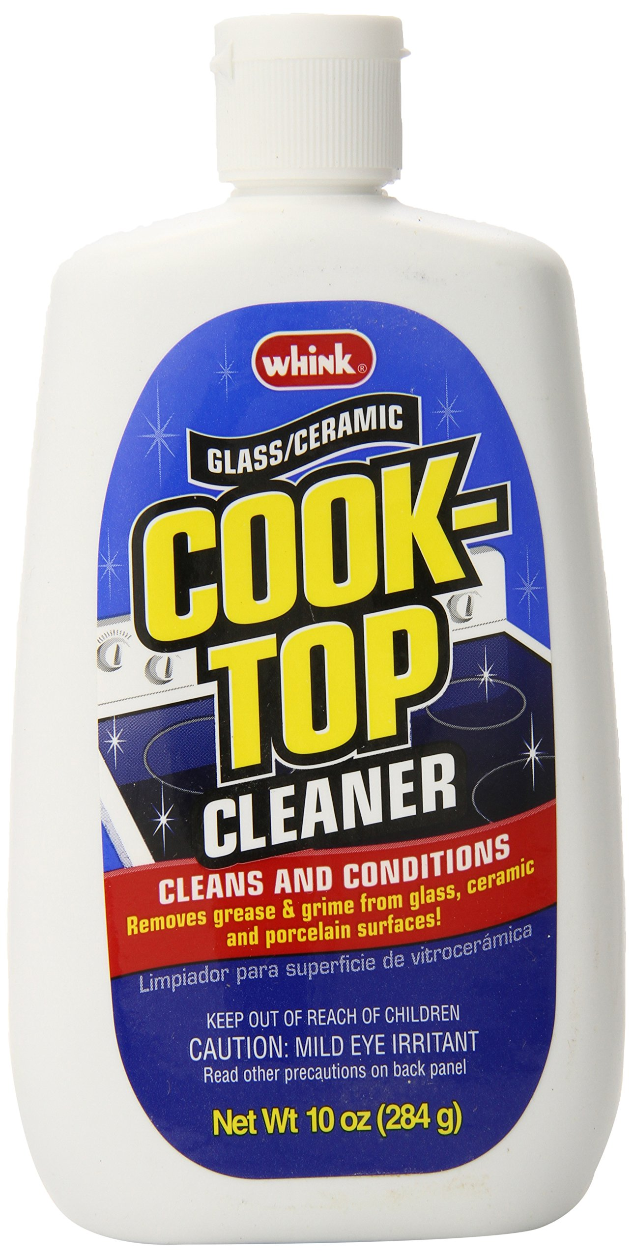 Whink Glass/Ceramic Cooktop Cleaner, 10-Ounce Bottle (Pack of 6)