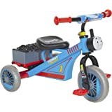 Thomas The Train Tricycle, Blue/Black/Red, 10""