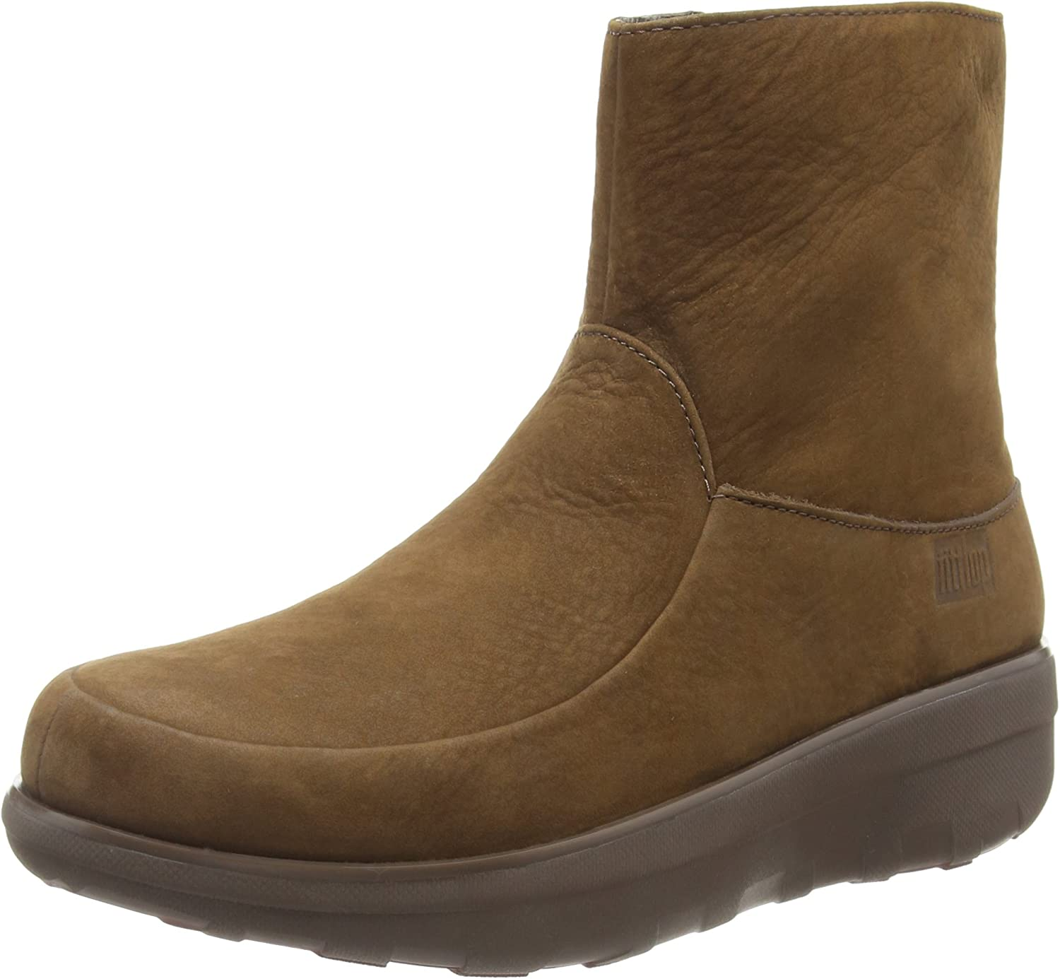 FitFlop Loaff Shorty Zip, Botines Mujer