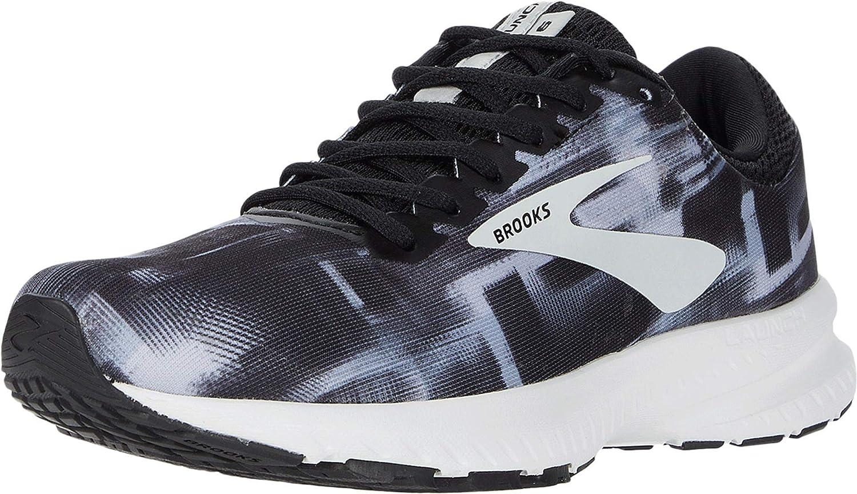 Brooks Launch 6 Black/Primer/Oyster: Shoes