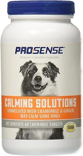 Pro-Sense Plus Calming Solutions Chewable Tablet Dog Supplement