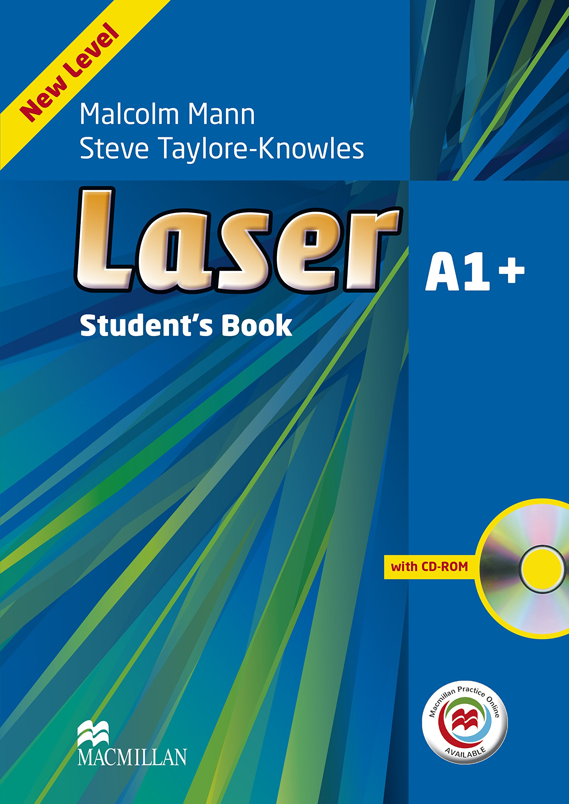 Read Online Laser A1+ Students Book CD Rom and Macmillan Practice Online pdf