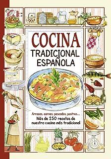 Cocina Tradicional Española. Sabor Y Tradición: Amazon.es: Rústika ...