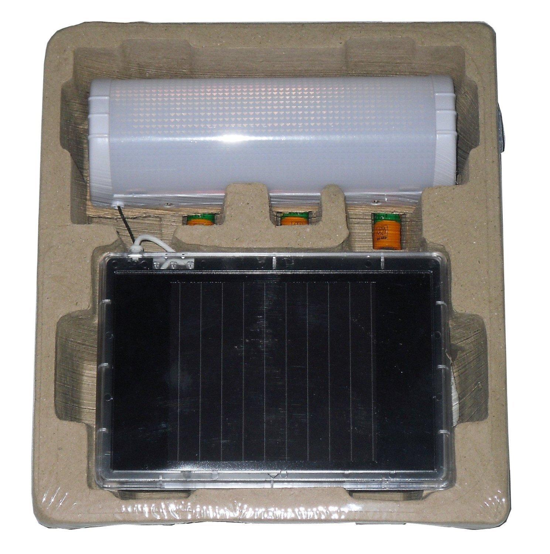 X8A - última jardín o tornillo central luz LED SOLAR: Amazon.es: Iluminación
