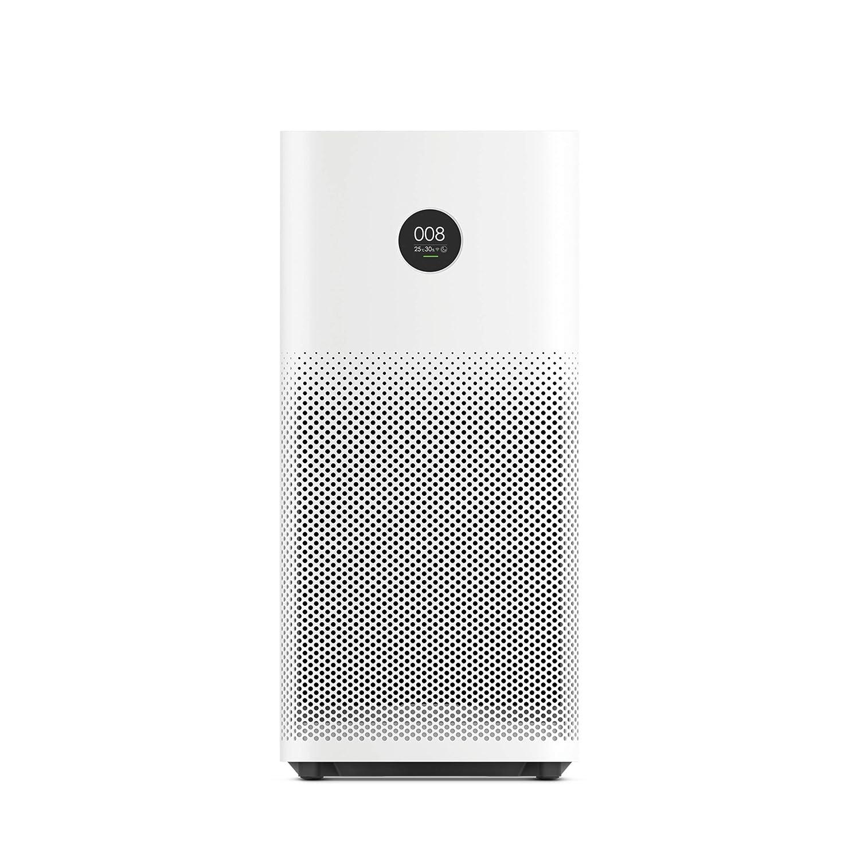 conexi/ón WiFi 310m3//h color blanco para estancias hasta 37m2 Purificador de aire Xiaomi Mi Air Purifier 2s EU version