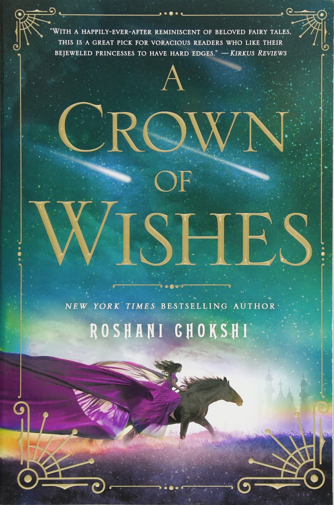 Download A Crown of Wishes (Star-Touched) pdf