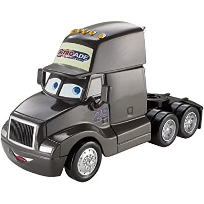 Disney/Pixar Cars Eric Roadales Vehicle: Toys & Games