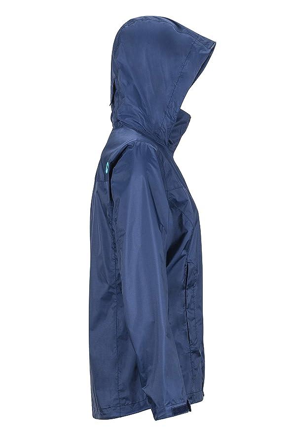 Amazon.com: Marmot PreCip¿ Eco - Chaqueta para mujer: Clothing