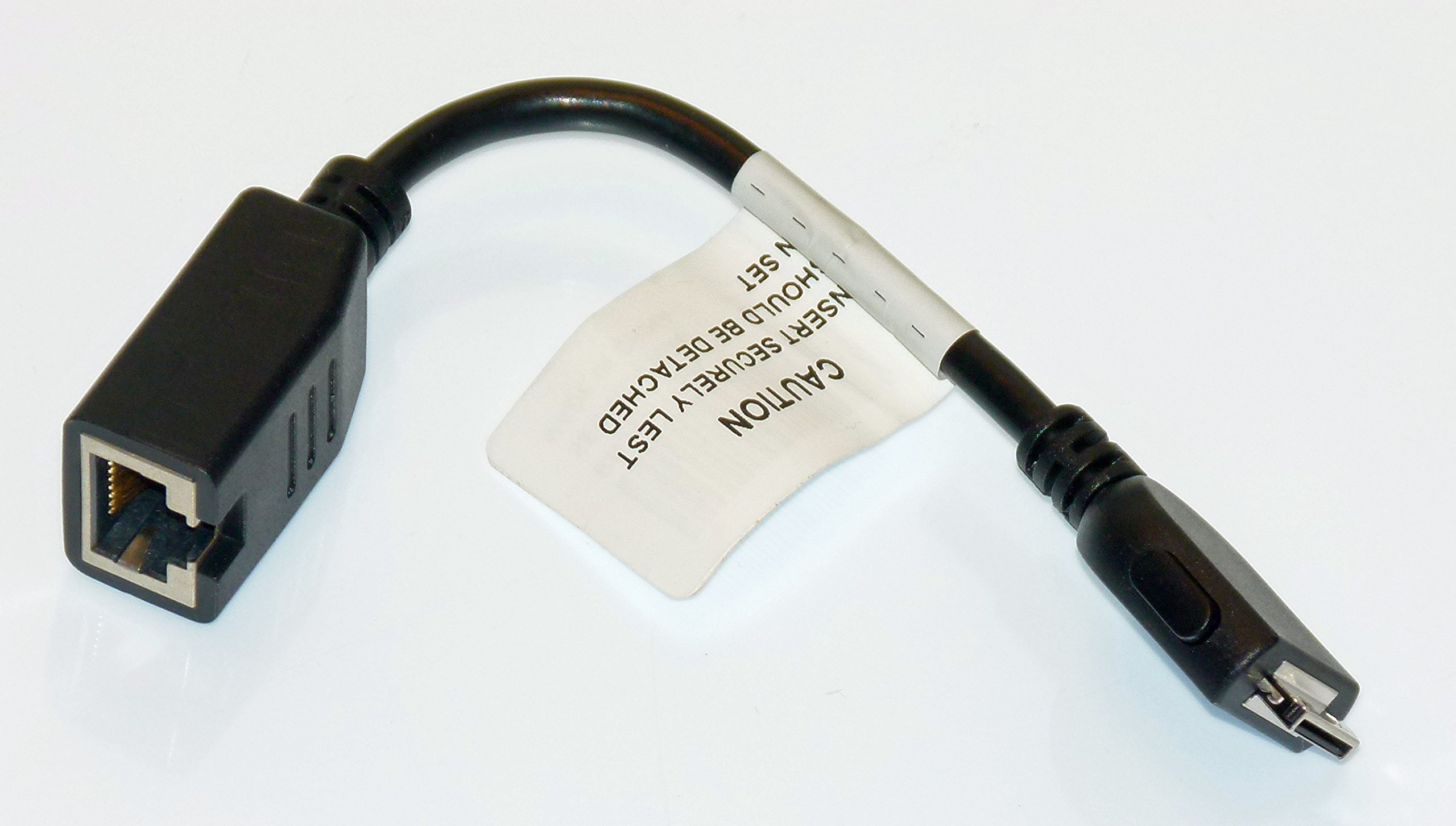 Samsung LAN Adapter Cable - NOT A Generic! UN65C8000XF, UN40C9090ZW, UN46C8000XF, UN40C7000WF