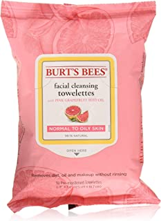product image for Burts Clnse Towelette Gra Size 30ct Burts Cleasing Towel Pink Grapefruit 30ct