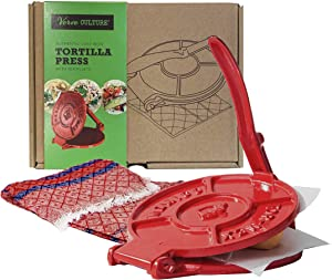 Tortilla Press Kit by Verve CULTURE