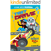 Test Drive (Robot and Rico)