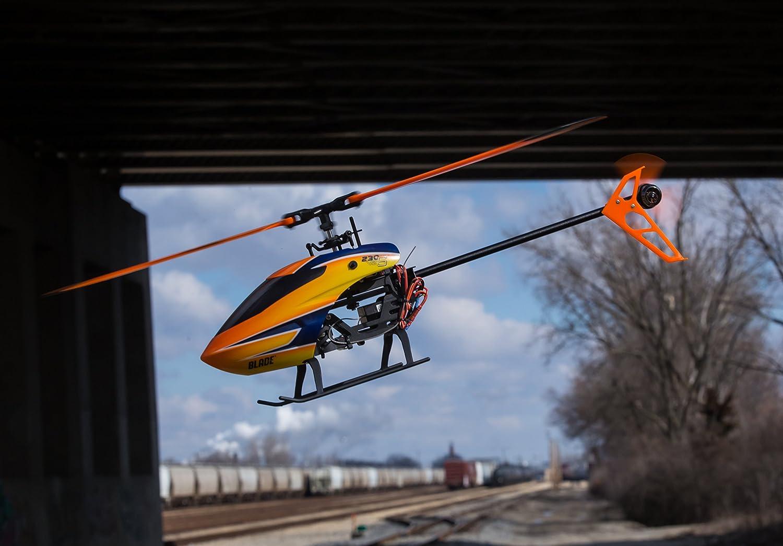 BLH1450 Blade 230 S V2 Elicottero modello BNF 230er
