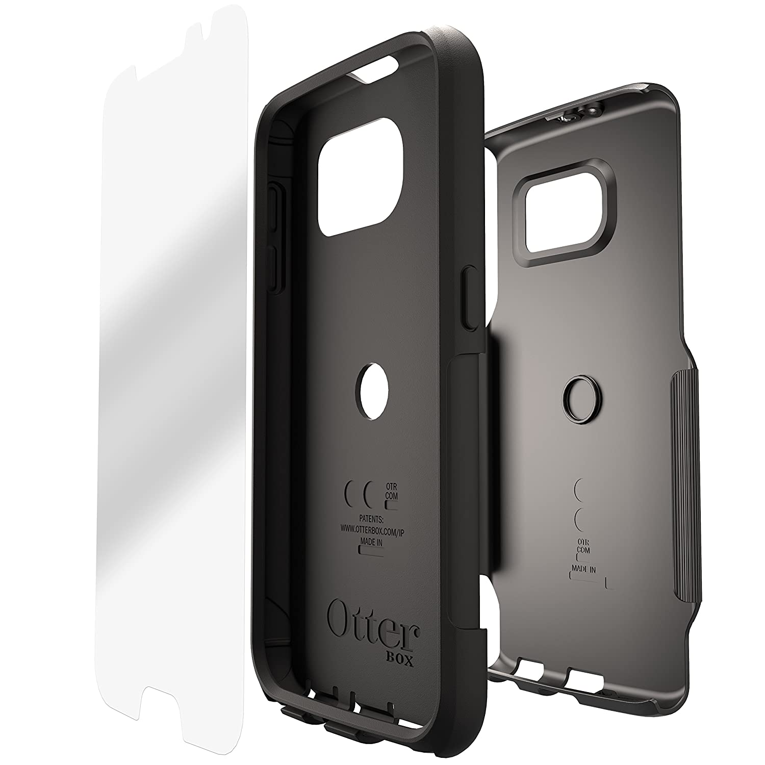 Amazon.com: OtterBox Commuter - Funda para Samsung Galaxy S6 ...