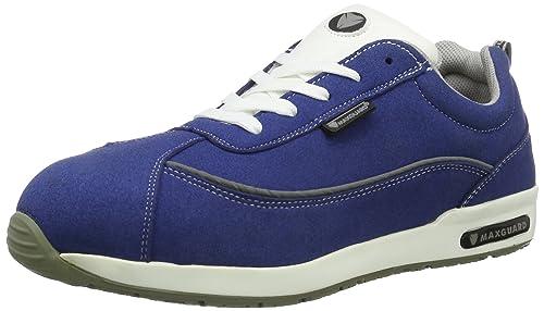 MaxguardDakota D030 - Zapatos de Seguridad Unisex Adulto, Color Azul, Talla 35