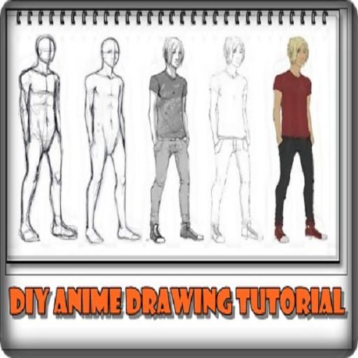 DIY Anime Drawing Tutorial - Square Face How Get Shape To A