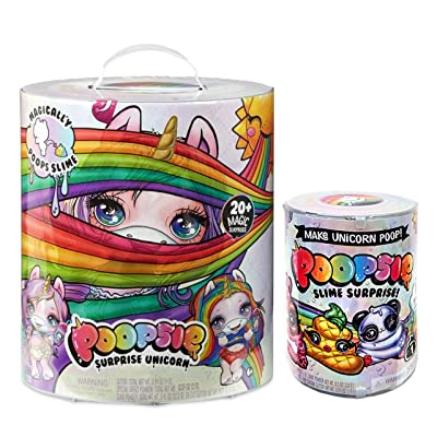 Poopsie Slime Surprise Unicorn Slime Bundle Toy: Toys & Games