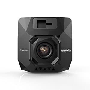 Papago! GoSafe S37 1080P Full HD Sony Exmor Sensor Dash Cam Night Vision Free 8GB Card