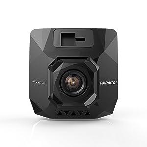 Papago! GoSafe S37 1080P Full HD Sony Exmor Sensor Dash Cam Night Vision Free 8GB Card