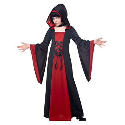 California Costumes Hooded Robe Child Costume, Medium: Toys & Games [5Bkhe0507224]