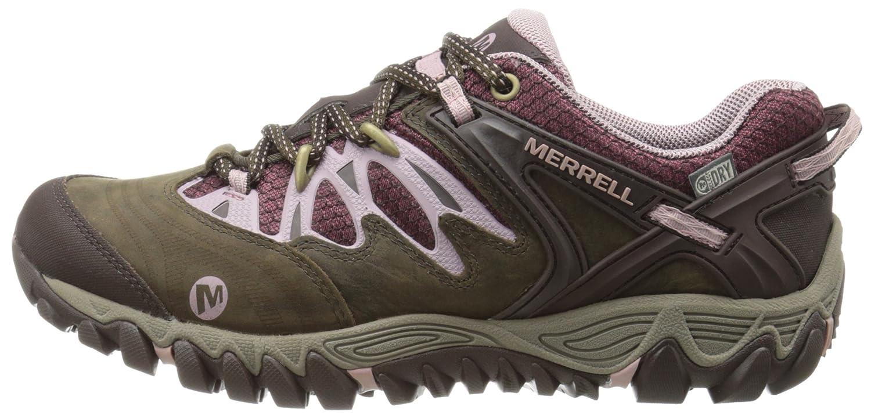Merrell Womens All Out Blaze Waterproof Hiking Shoe Merrell Footwear ALLOUT BLAZE WATERPROOF-W