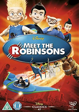 Image result for meet the robinsons dvd