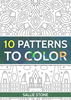 10 Patterns To Color
