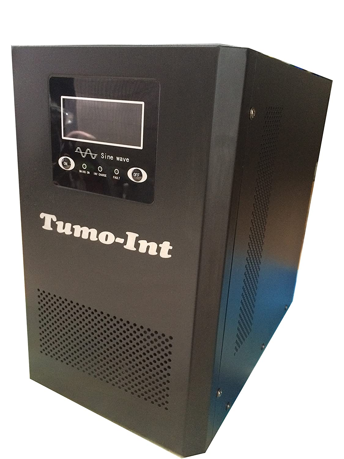 tumo-int 2000 Watt reiner SINUS Inverter Backup Power Inverter, Solar Laden und Grid Tie