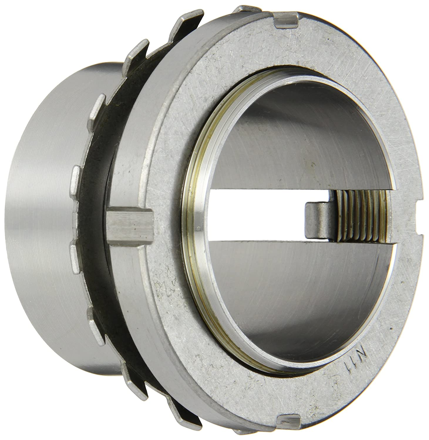 Adapter Sleeve 7 Shaft Size Inch Used With 23000K Series Roller Bearings SKF SNW 3038X7