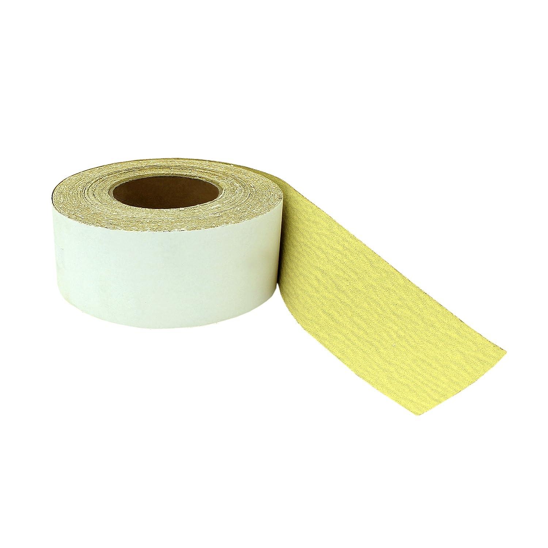 ALEKO 15SP01R 75 Feet 240 Grit Sandpaper Roll 2.75 Inch X 75 Feet 15SP01-240G