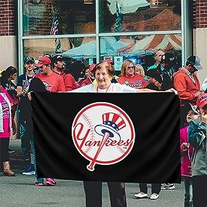 Voglawear The New York Yankees Flag Banner Breeze Flag Outdoor Flags Home Flag Garden Flag 3 'X 5' Ft