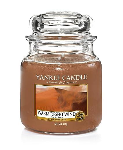 f18e18648f Yankee Candle Warm Desert Wind Jar