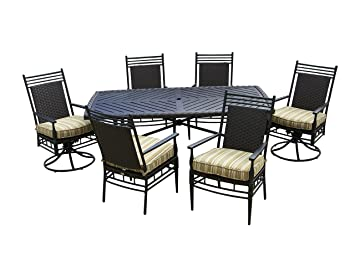 Aria St. Martin 7 Piece Outdoor Dining