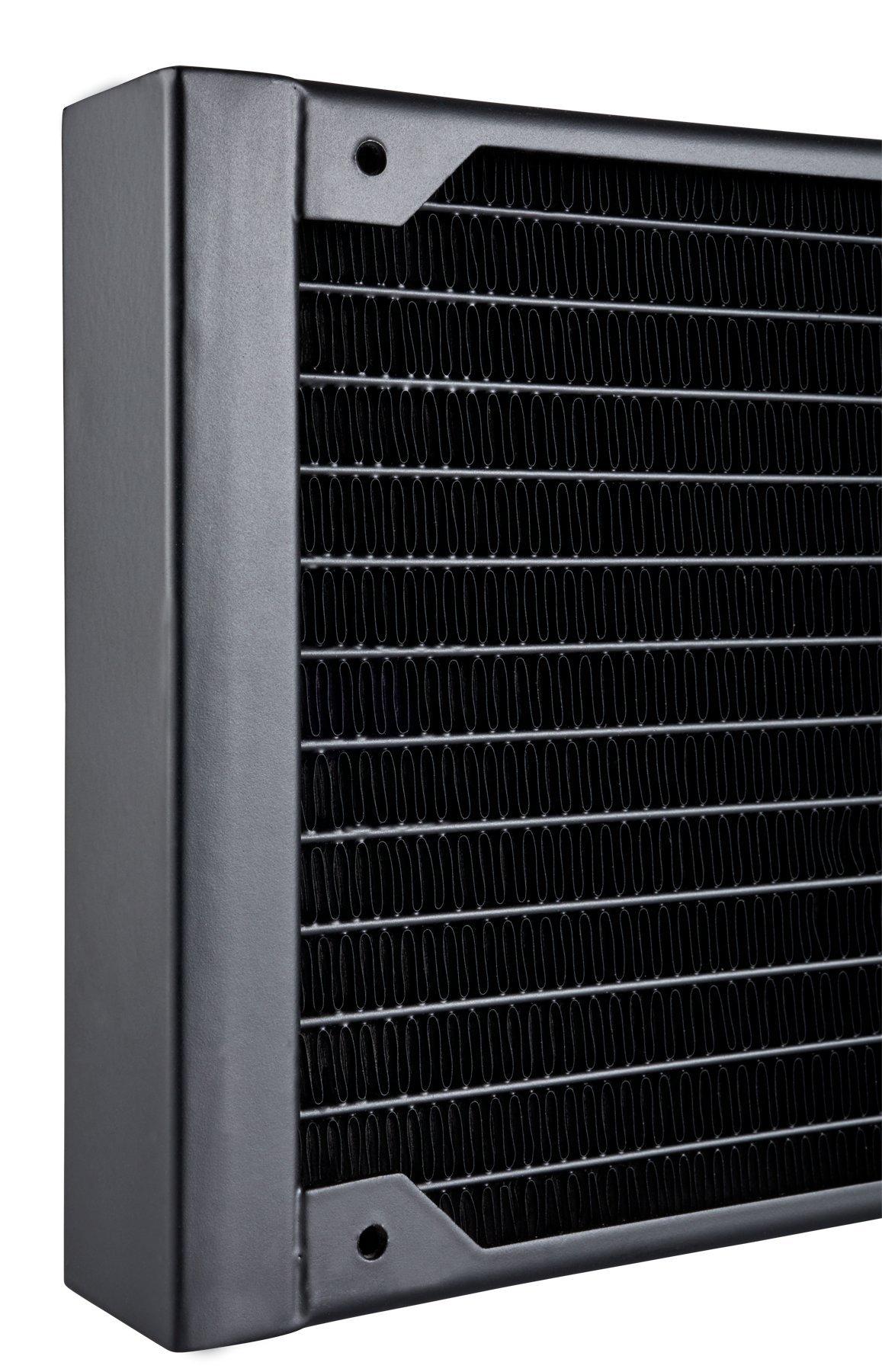 CORSAIR HYDRO Series H100i PRO RGB AIO Liquid CPU Cooler, 240mm, Dual ML120 PWM Fans, Intel 115x/2066, AMD AM4 by Corsair (Image #14)