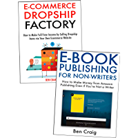 Two Online Business Ideas for Newbies: How to Make Extra Income by Publishing Ebooks & Sell Dropship Products Online…
