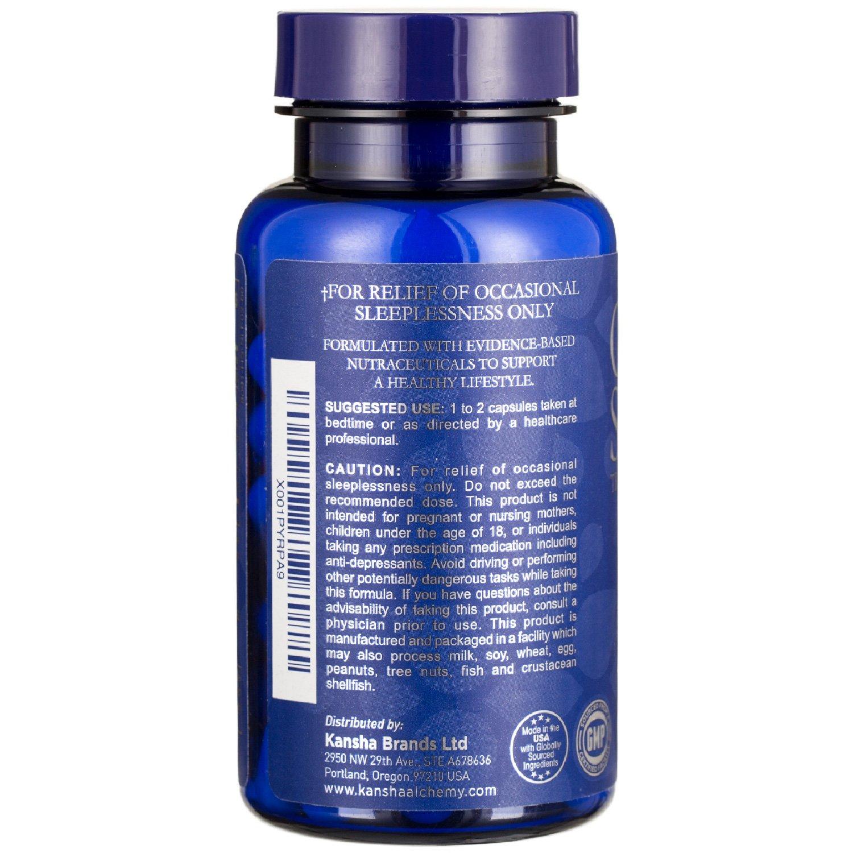 Amazon.com: Sleep Aid – Natural Relajante pastillas de ...
