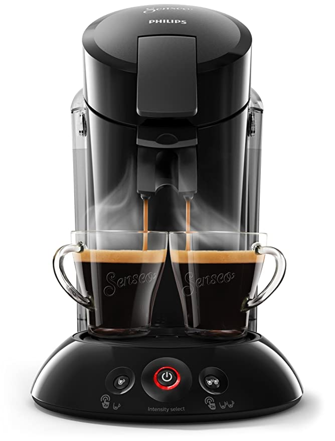 Philips Senseo Original XL HD6555/22 Cafetera Monodosis con ...