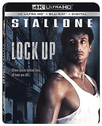 Amazon com: Lock Up (star)(artisan) [Blu-ray]: John Flynn