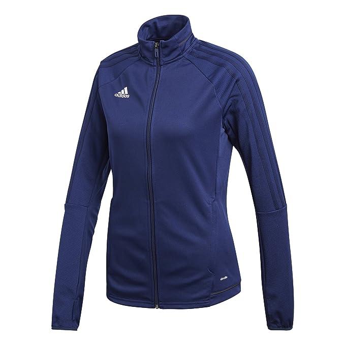 Amazon.com: adidas Womens Tiro 17 Training Jacket: Clothing