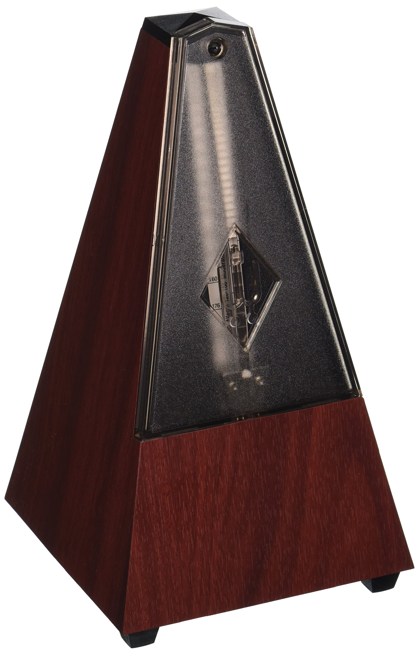 Wittner Sim Wood Finish w/ Clear Cover Metronome