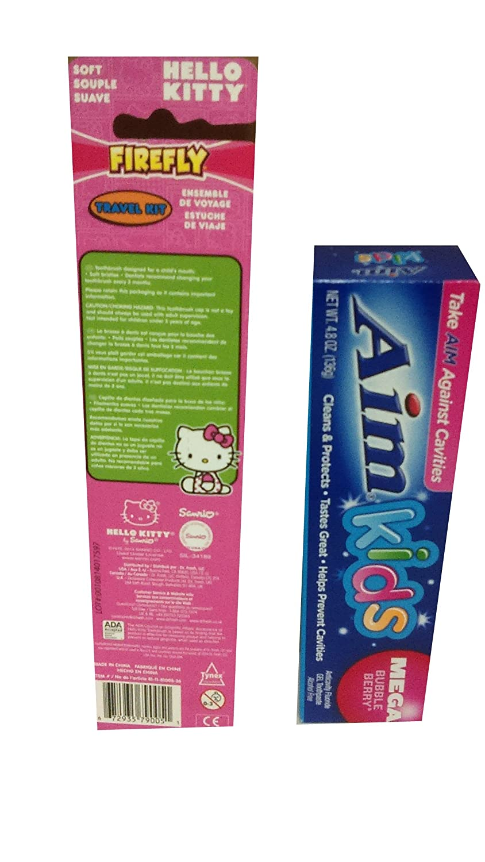 Amazon.com: Childrens Soft Toothbrush Travel Kit Bundle ...