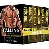 Falling for her Fake Boyfriend (Books 1-6) Boxed Set Complete Series